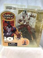 Spawn Image 10th Anniversary Ripclaw From Cyber Force McFarlane NIP