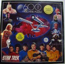 Star Trek Puzzle F X Schmid 600 Piece Exquisit 1999 Paramount Pictures 90041 NEW