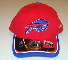 New Era Hat Cap NFL Football Buffalo Bills Reverse 39THIRTY M/L Flex Fit