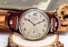 1940 USSR Vintage Kirovskie Military Commander Russian Soviet Men's Watch strap