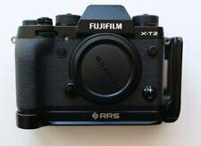 Fujifilm X series X-T2 24.0MP Digital SLR Camera - Black (Body with RRS Cage)