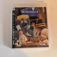 Ratatouille brand new factory sealed PS3 (Sony PlayStation 3, 2007)