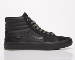 VANS x Scotty Cranmer BMX Sk8-Hi Men's Black Thyme Skate Lifestyle Sneakers Shoe