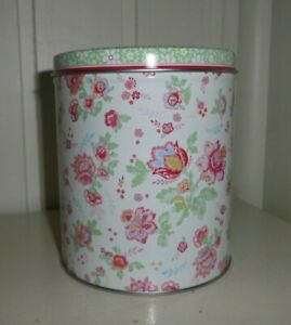 GreenGate Dose, Blumen, mehrfarbig/bunt, alte Kollektion, rar, neuwertig