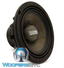 "SUNDOWN AUDIO NEOPRO-8 V3 8"" 200W RMS 8 OHM CARBON FIBER MIDBASS DRIVER NEW"