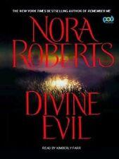 Nora ROBERTS / DIVINE EVIL       [ Audiobook ]