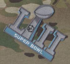 '17 NFL SEASON SUPER BOWL LII 52 MINNEAPOLIS MN SB LII 52 Iron-On Jersey Patch