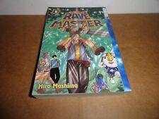 Rave Master Vol. 9 by Hiro Mashima TokyoPop Manga Book in English