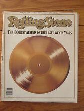 vintage 1987 Rolling Stone John Hammond Stanley Kubrick Tracey Ullman Madonna