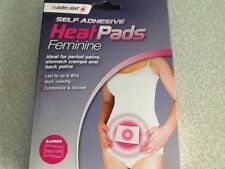 Feminine period pain heat  pads
