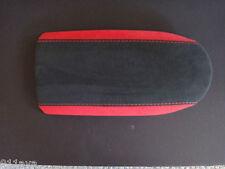 PORSCHE 996 TURBO GT2 RS GT3 RS BOSTER S BLACK RED ALCANTARA GLOVE BOX COVER