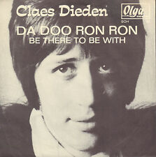 "CLAES DIEDEN – Da Doo Ron Ron (1968 VINYL SINGLE 7"" DUTCH PS)"