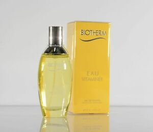Biotherm Eau Vitaminee Eau de Toilette Spray EdT  50 ml Damenduft  OVP