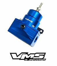 Blue Vms Pro Series Adjustable Fuel Pressure Regulator For Scion Frs / Brz