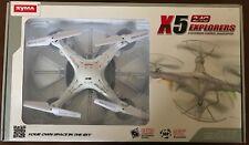 360 ° Syma X5 Explorers 4CH 2.4G RC Cuadricóptero a Control Remoto 6-Axis Gyro Batería