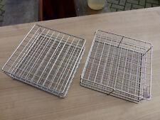 Reagenzglasgestell Reagenzglasständer  AVIAMAX V4A wie neu  Reagenzglas TOP