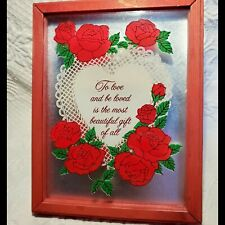 1980 Love Picture Frame