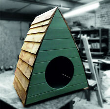 Hand Crafted Gothic/Arch Shaped Kennel