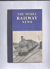 The Model Railway News - May 1939