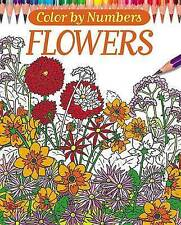 Color by Numbers - Flowers by Else Lennox (Paperback / softback, 2016)