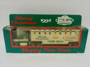 @@@**** Matchbox White Rose Ford Aeromax 1992 Christmas Special ****@@@.