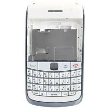 New Replacement Full Housing Keypad for BlackBerry 9700 White & Silver