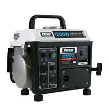 1200-Watt Quiet Portable Gas Powered Generator Home RV Camping Tailgating Camp..