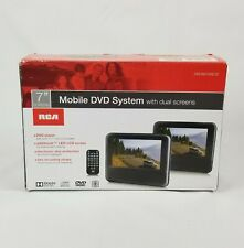 """RCA Double Play Mobile DVD System 7"""""""