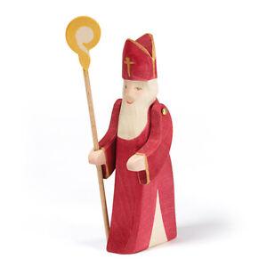 Ostheimer Krippe: St. Nikolaus mit Stab neu 38010