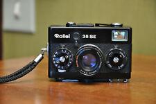 App. Photo ancien - ROLLEI  35 SE  - Objectif  Rollei  HFT   Sonnar  -  2.8/40
