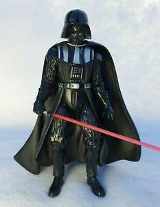 Disney Store Star Wars Elite Series Darth Vader Die Cast Action Figure No Box
