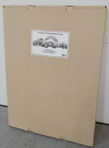 MTH Trains 10-1125a Standard Gauge Ives Circus Standing Diorama Display Rare NIB