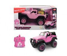 Dickie 251106003 - RC Vehicles - 1:16 RC Pink Driverz Jeep Wrangler - Neu