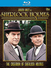 The Casebook of Sherlock Holmes - Collection (Blu-ray Disc, 2014, 2-Disc Set)