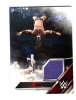 WWE Neville 2016 Topps Event Used Shirt Relic Card SN 289 of 299