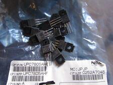 UPC7805AHF NEC Three Terminal Positive Voltage Regulator (Quantity: 8 pieces)