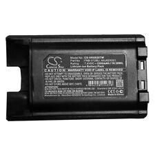 Batterie 2200mAh type AAJ62X001 FNB-V128Li Pour Vertex VX-820 VX-821 VX-824