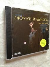 DIONNE WARWICK CD PRESENTING DIONNE WARWICK CCM-751 2007 SOUL