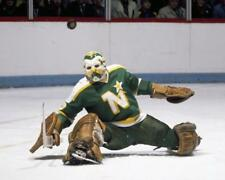Gilles Meloche Minnesota North Stars 8x10 Photo