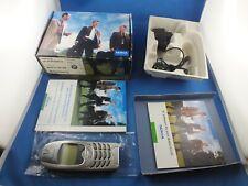 Original BMW Nokia 6310 i 6310i Lightning Silber Autotelefon Kit 84210153355 NEU