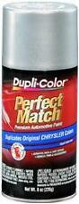 Duplicolor  BCC0410;Touch Up Body Paint; Silver Metallic