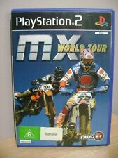 MX : World Tour..PS2 Game