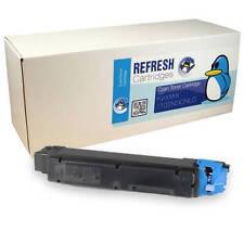 Rigenerate Kyocera TK5150C Ciano Stampante Laser Cartuccia Toner (1T02NSCNL0)