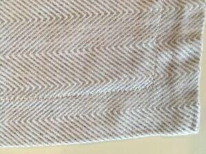 Grey Herringbone Standard 1 Pillow Sham Cotton Area Home Anthropologie Portugal