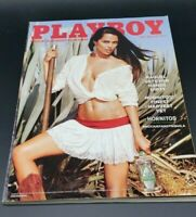 Playboy Magazine July/August 2014 Playmate Emily Agnes