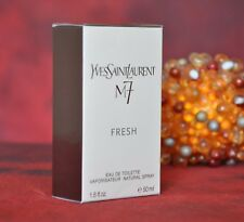 Yves Saint Laurent M7 FRESH EDT 50ml, DISCONTINUED, VERY RARE, NEW, SEALED