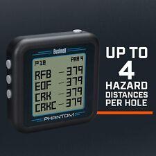 Bushnell 368821 Phantom Golf GPS Rangefinder - Black