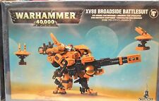 Exo-Armure XV88 Broadside Empire Tau / XV88 BROADSIDE BATTLESUIT - WARHAMMER 40k