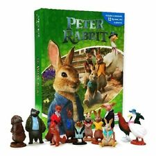 Peter Rabbit My Busy Book & Map Plus 12 Figures