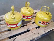 3x Ölkanne mit Einfüllstutzen